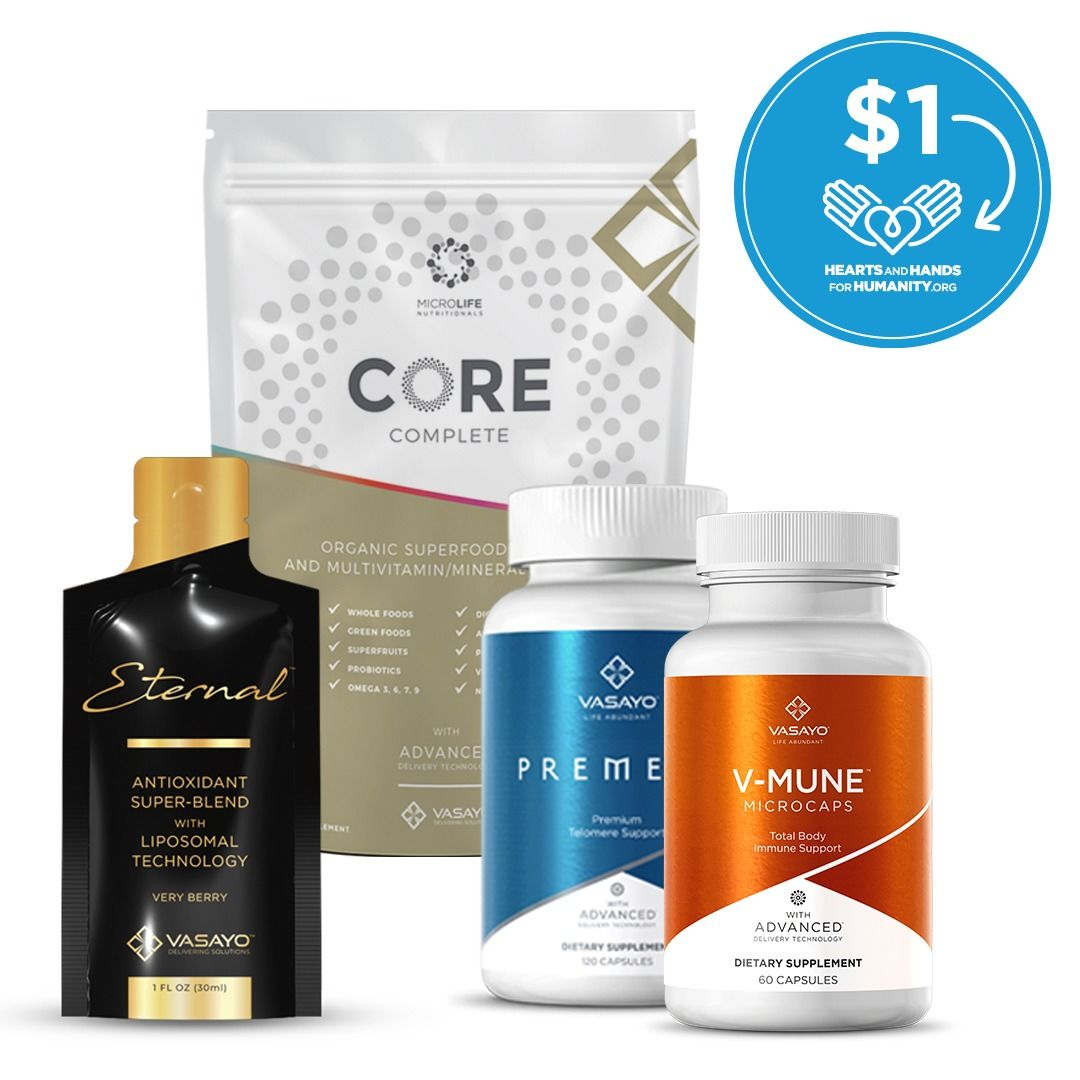 Wellness Products to Rescue