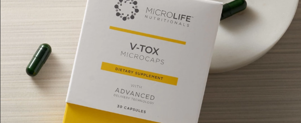 Optimize Your Body's Cleansing Power with V-TOX