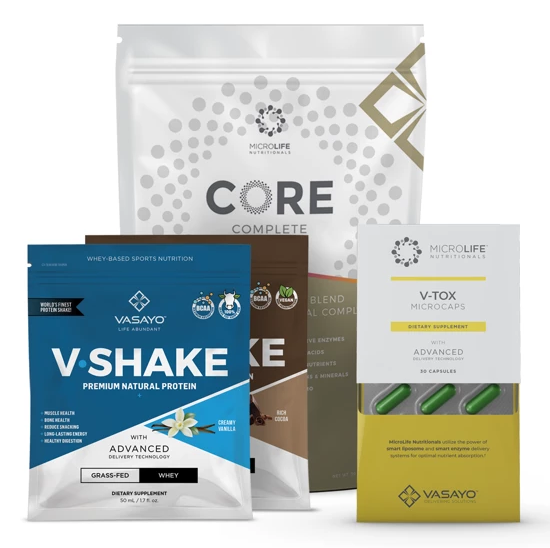 Nutrition Intro Pack 1